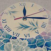 Для дома и интерьера handmade. Livemaster - original item Watch with imitation mosaic