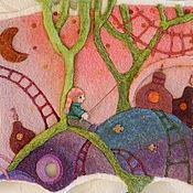 Картины и панно ручной работы. Ярмарка Мастеров - ручная работа Гном Рыбак. Handmade.