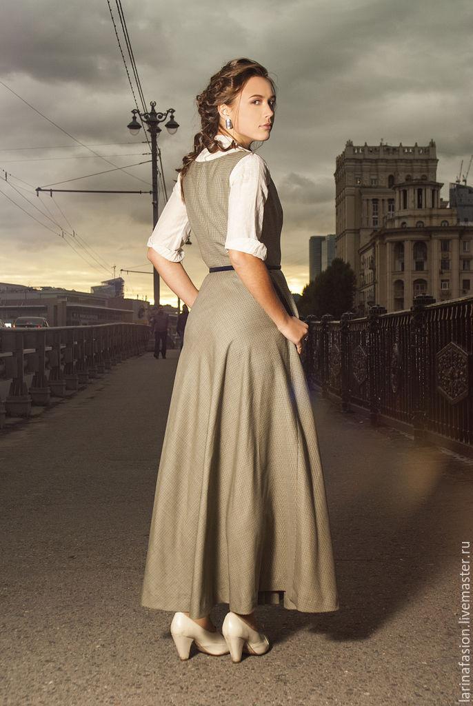 Купить Элегантное Деловое Платье
