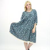 """Одежда ручной работы. Ярмарка Мастеров - ручная работа Платье """"Лада"""" укороченное. Handmade."""