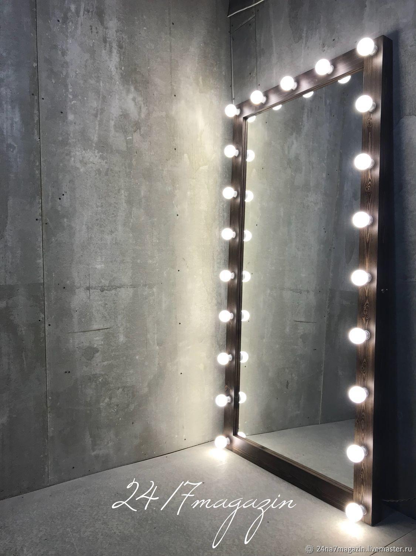 Dressing room floor mirror ESPRESSO, Mirror, Yaroslavl,  Фото №1