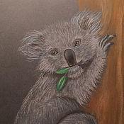 Картины и панно ручной работы. Ярмарка Мастеров - ручная работа Коала. Handmade.