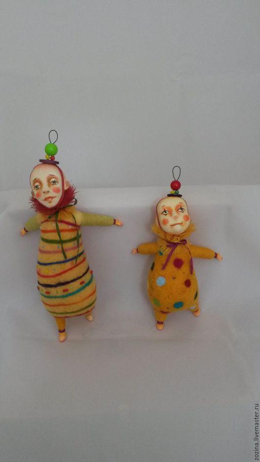 Коллекционные куклы ручной работы. Ярмарка Мастеров - ручная работа. Купить Из серии: Бусинка, Горошенка, Погремушка. Handmade.