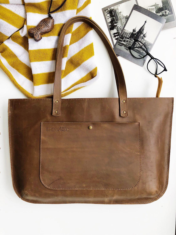 643d2c77bd9b Женские сумки ручной работы. Ярмарка Мастеров - ручная работа. Купить  Кожаная сумка.
