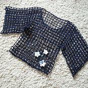 Одежда handmade. Livemaster - original item Tunic crochet. Handmade.