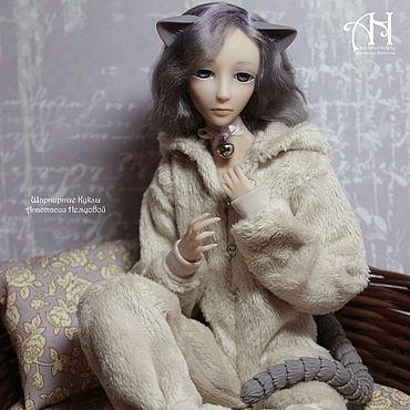 Куклы и игрушки ручной работы. Ярмарка Мастеров - ручная работа Морис (neko boy) 28 см. Handmade.