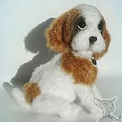 Подарки к праздникам handmade. Livemaster - original item Puppy Bob. Handmade.
