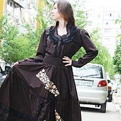 Одежда handmade. Livemaster - original item Boho suit