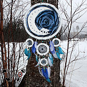 Фен-шуй и эзотерика handmade. Livemaster - original item Big totem dream catcher