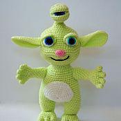 Куклы и игрушки ручной работы. Ярмарка Мастеров - ручная работа Истинокс Пупер. Handmade.