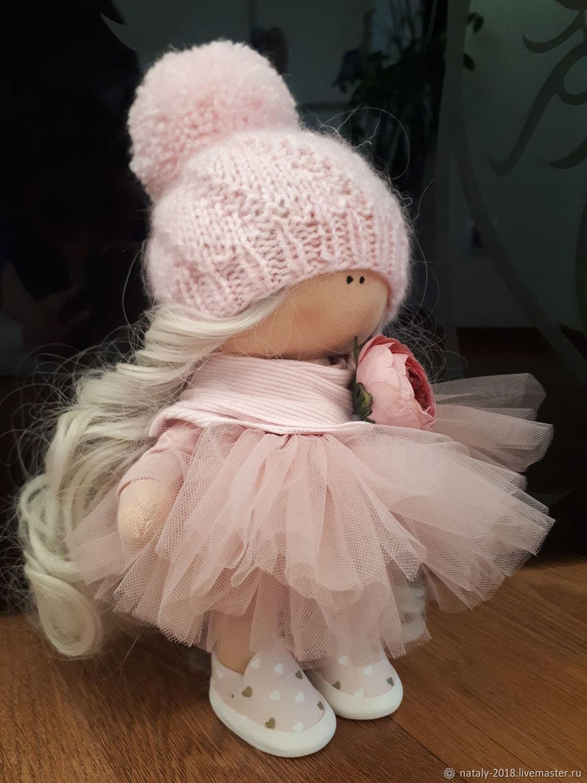 Кукла текстильная, интерьерная. Ручная работа, Тыквоголовка, Карпинск,  Фото №1