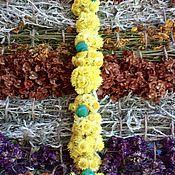 Русский стиль ручной работы. Ярмарка Мастеров - ручная работа Коврик из крымских трав с лавандой. Handmade.