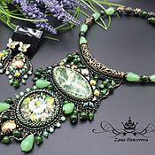 Украшения handmade. Livemaster - original item Jewelry sets: