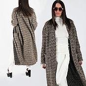 handmade. Livemaster - original item Cardigan coat, winter, boho cardigan-VE0521WB. Handmade.