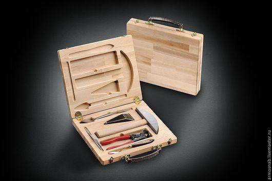 Другие виды рукоделия ручной работы. Ярмарка Мастеров - ручная работа. Купить Набор инструментов для мозаики. Handmade. Молоток, мартеллина
