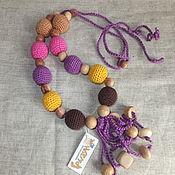 Куклы и игрушки handmade. Livemaster - original item Slingobusy Pendants. Handmade.