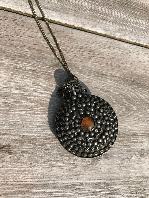 Perfume pendant, handmade, Iran, Vintage Souvenirs, Arnhem,  Фото №1
