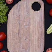 Посуда handmade. Livemaster - original item Cutting board made of oak