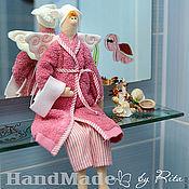 Куклы и игрушки ручной работы. Ярмарка Мастеров - ручная работа Банная фея. Handmade.