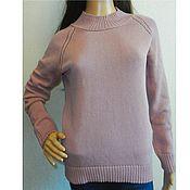 Одежда handmade. Livemaster - original item Jumper knitted Relax. Handmade.