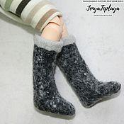 Куклы и игрушки handmade. Livemaster - original item Boots for the Blythe doll. Handmade.