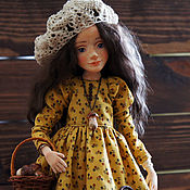 Куклы и игрушки ручной работы. Ярмарка Мастеров - ручная работа Соня. Handmade.