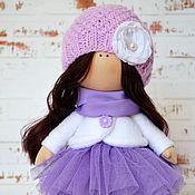 Куклы и игрушки ручной работы. Ярмарка Мастеров - ручная работа Сиреневая нежность. Handmade.