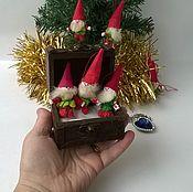Куклы и игрушки handmade. Livemaster - original item Dwarf dwarf. Handmade.