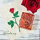 Мыло ручной работы. Натуральная роскошь - розовое мыло. Гринвилль (greenville). Ярмарка Мастеров. Подарочное мыло, красная роза