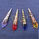 Для украшений ручной работы. Ярмарка Мастеров - ручная работа. Купить 4 цвета, Розетка ажурная, филигранная ( шапочка ) для бусин Конус,. Handmade.