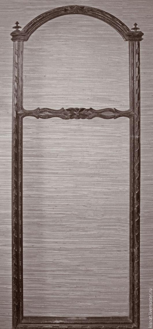 Зеркала ручной работы. Ярмарка Мастеров - ручная работа. Купить Рама под декор №1. Handmade. Рама для зеркала, антикварный