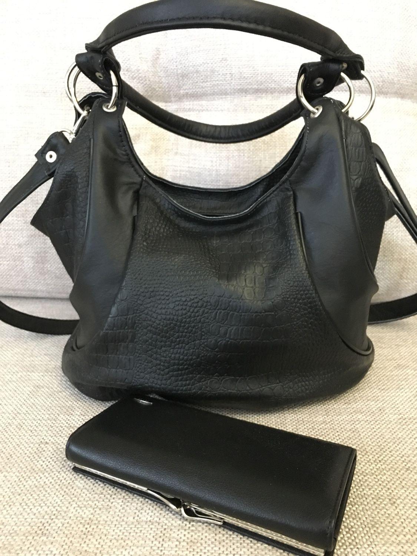 Женские сумки ручной работы. Ярмарка Мастеров - ручная работа. Купить %М41-10%. Handmade. Изумрудный, Красивая сумка