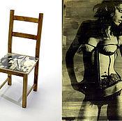 Для дома и интерьера handmade. Livemaster - original item Photo on wood. Handmade.
