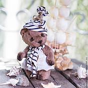 Куклы и игрушки ручной работы. Ярмарка Мастеров - ручная работа Мишка Тедди Анет. Handmade.