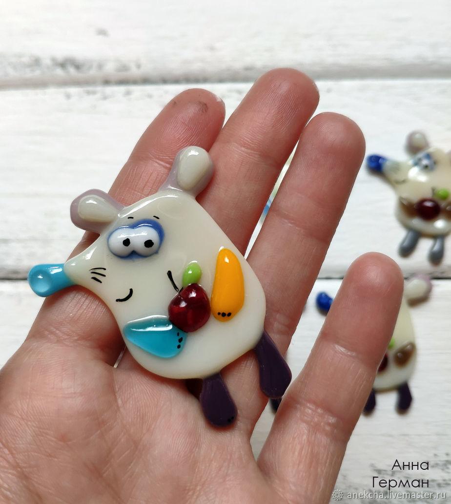 Мышь Маша и Даша, Магниты, Омск, Фото №1
