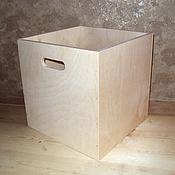 Для дома и интерьера ручной работы. Ярмарка Мастеров - ручная работа ящик. Handmade.