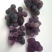 Материалы для творчества handmade. Livemaster - original item Grape chalcedony( Indonesia) spherulites.. Handmade.