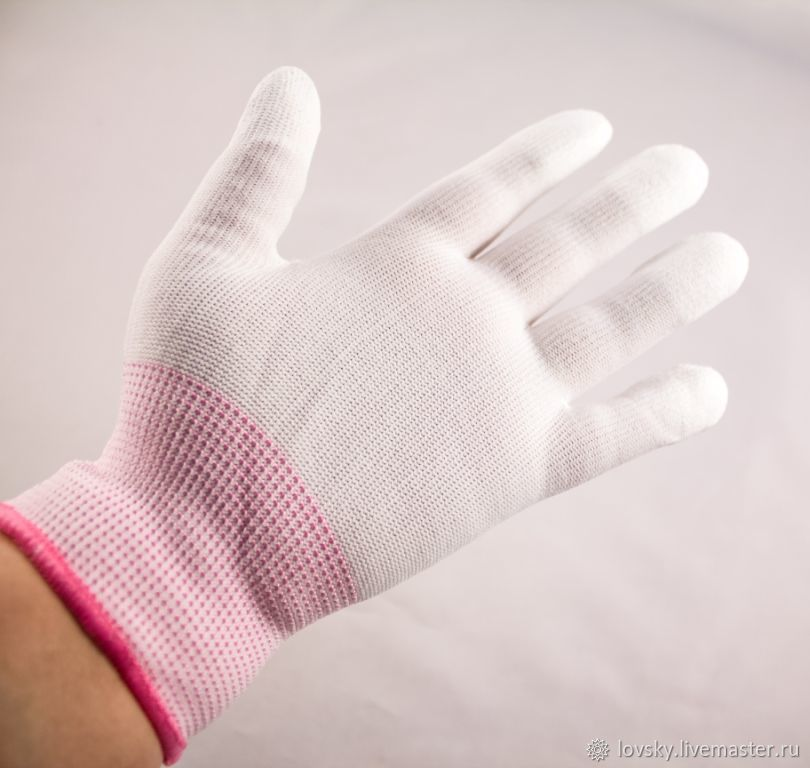 Quilting gloves (S/M), Sewing tools, Naro-Fominsk,  Фото №1