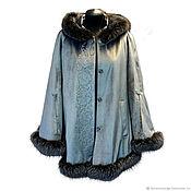 Одежда handmade. Livemaster - original item Summer PROMOTION!! Velvet poncho