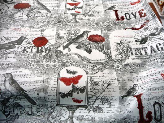Упаковочная бумага с рисунком ` Винтаж` Красивая упаковочная бумага с  романтичным рисунком в стиле винтаж. Купить красивую бумагу для упаковки. Палочка-выручалочка.