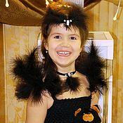 """Одежда ручной работы. Ярмарка Мастеров - ручная работа Одежда: Новогодний костюм """"Гламурная ворона"""" ,. Handmade."""