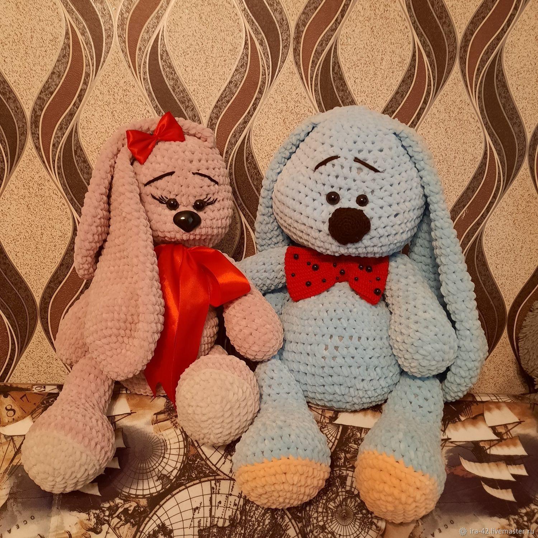 Зайки, Мягкие игрушки, Пыть-Ях,  Фото №1