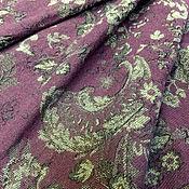 Материалы для творчества handmade. Livemaster - original item Fabric: suit Italian premium jacquard. Handmade.