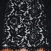 """Материалы для творчества ручной работы. Ярмарка Мастеров - ручная работа Кружевное полотно дизайн """"Valentino"""", Италия. Handmade."""