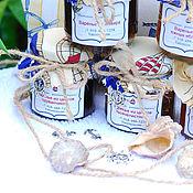 Подарки к праздникам ручной работы. Ярмарка Мастеров - ручная работа Морские впечатления: подарочный набор с бонбоньеркой. Handmade.