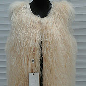 Одежда handmade. Livemaster - original item Vests made of fur.. Handmade.