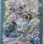 """Картины и панно ручной работы. Ярмарка Мастеров - ручная работа Панно """"Свежесть сада"""". Handmade."""
