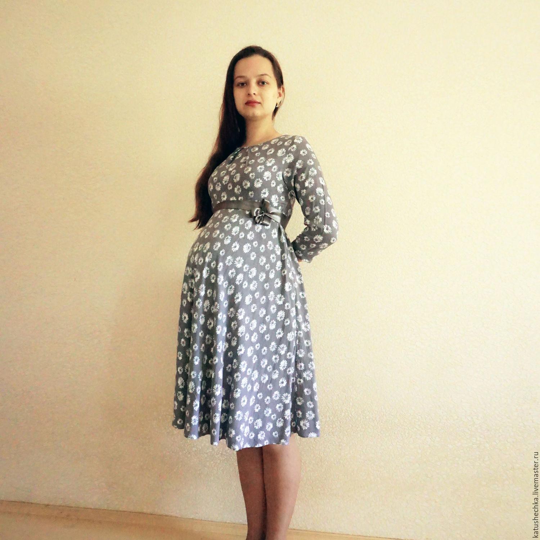 4a7d88a1ef45 Ярмарка Мастеров - ручная работа. Купить Платье Для будущих и молодых мам  ручной работы. Платье для беременной