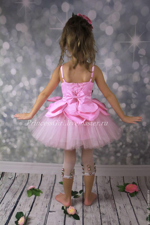 8fb40e9153d2a Интернет- · Детские танцевальные костюмы ручной работы. Заказать Костюм для  девочки Цветок. Little Princess. Ярмарка