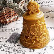 Сувениры и подарки handmade. Livemaster - original item Easter candle